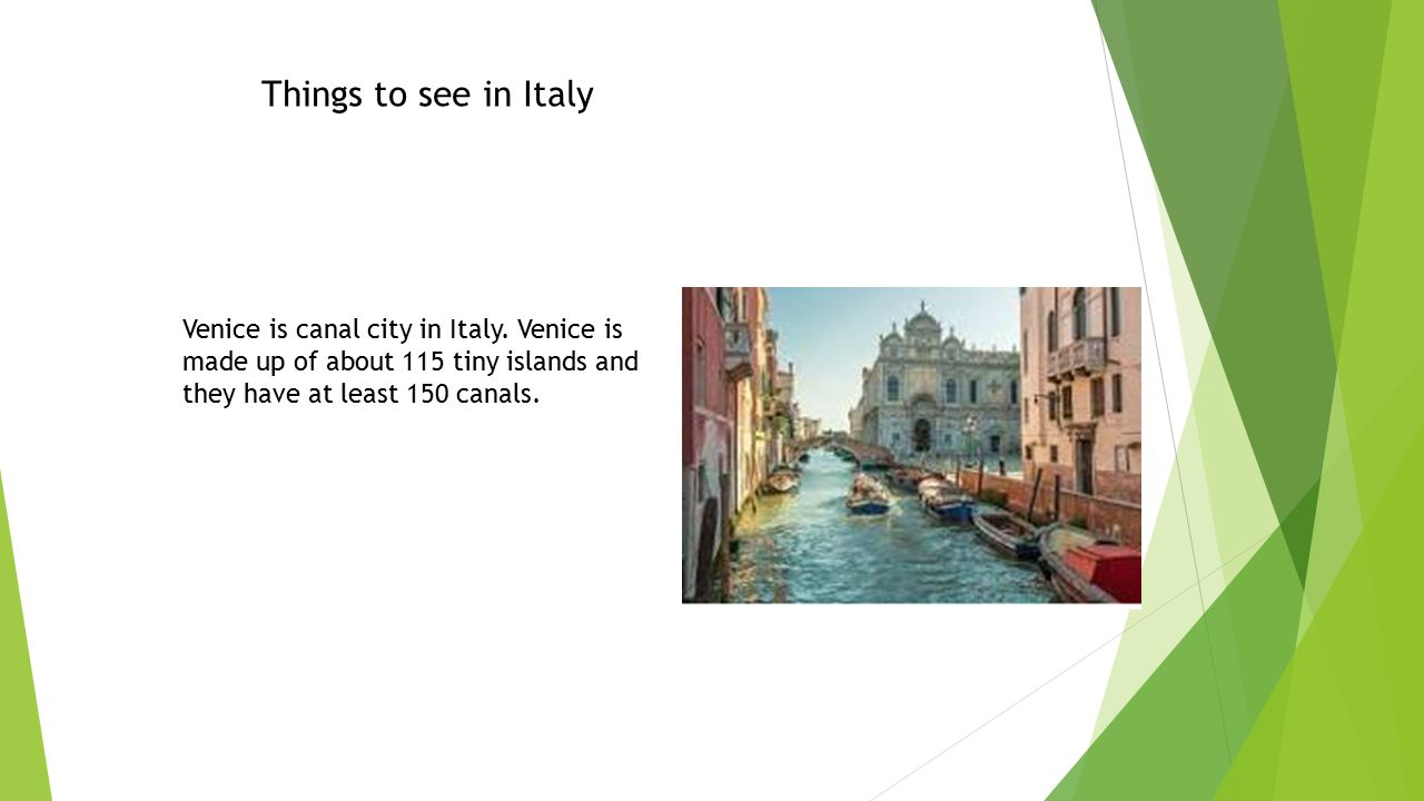 Italy Project Home Work Ananthu Ppt Video Online Download
