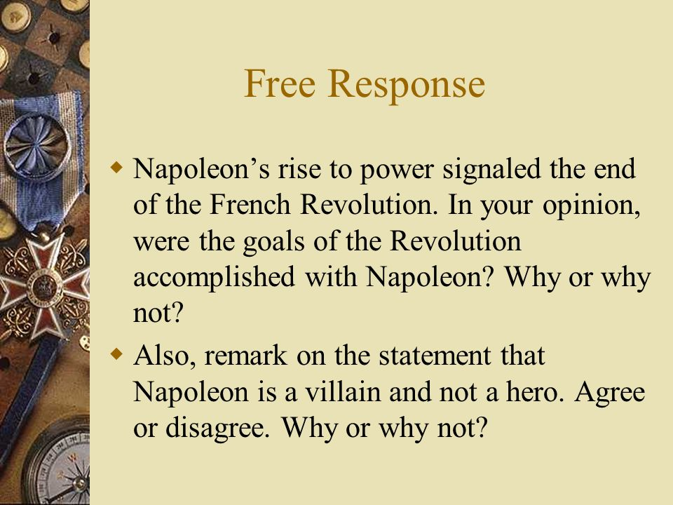 the rise of napoleons power during the french revolution The french revolution  the revolution ended when napoleon bonaparte took power  it is possible that up to 40,000 people died in prison or were killed during.