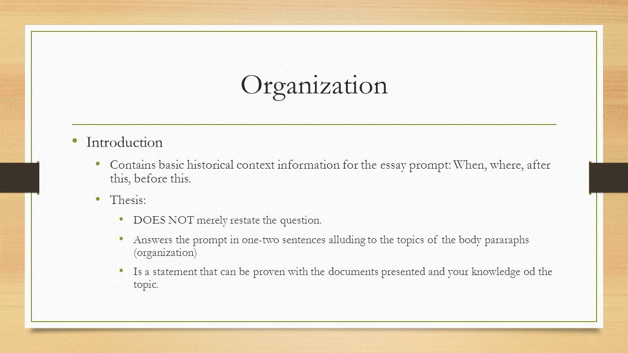 topic one introduction to organizations and