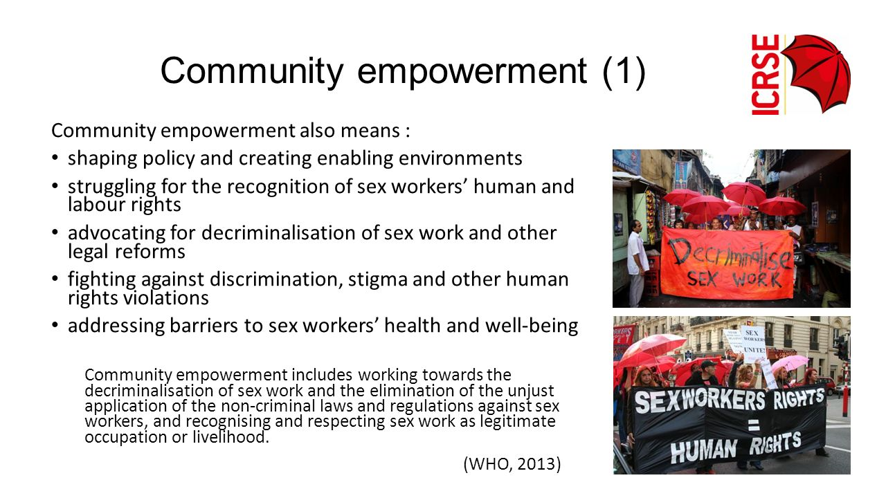 barriers community empowerment But women face many barriers to participating in the labor market, particularly in   can significantly improve women's economic empowerment.