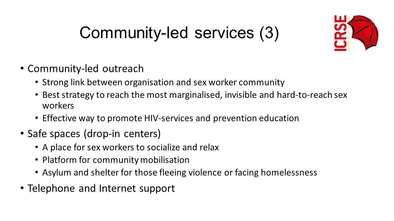 Community-led services (3)