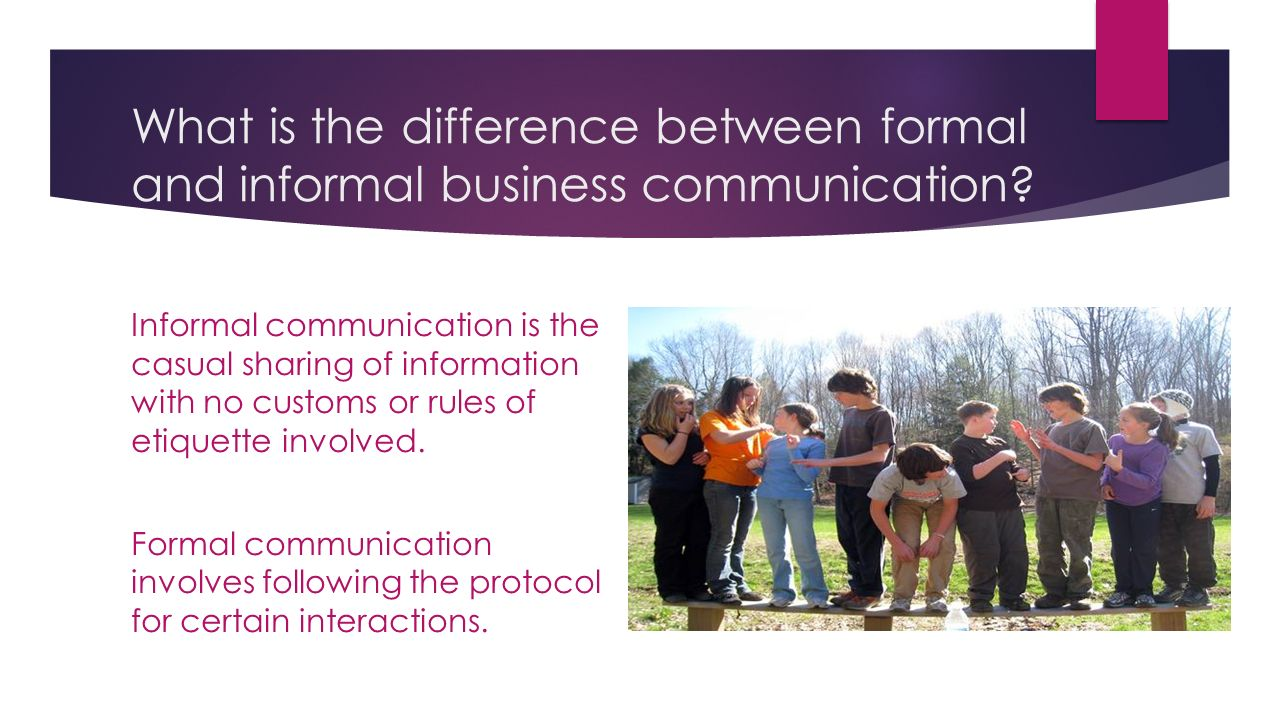 what is the difference between formal and What are formal groups the formal groups are assigned by the organizations to increase the work efficiency or fulfill specific tasks the employees made part of this have strong communication between each other and also have prior experience of teamwork.