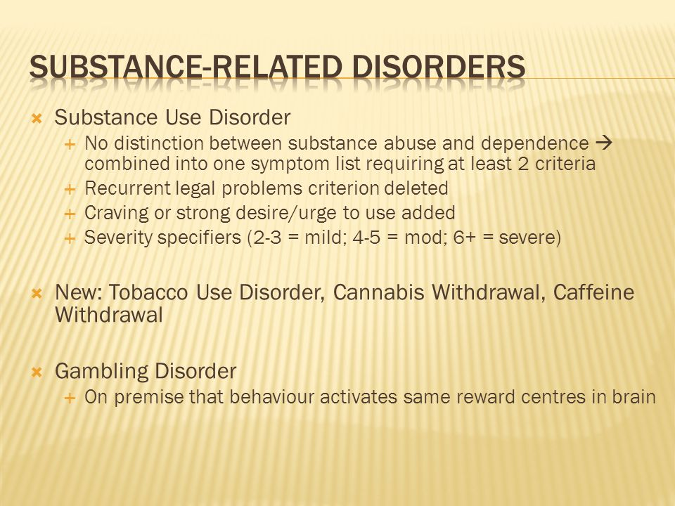 dsm 5 substance use disorder pdf