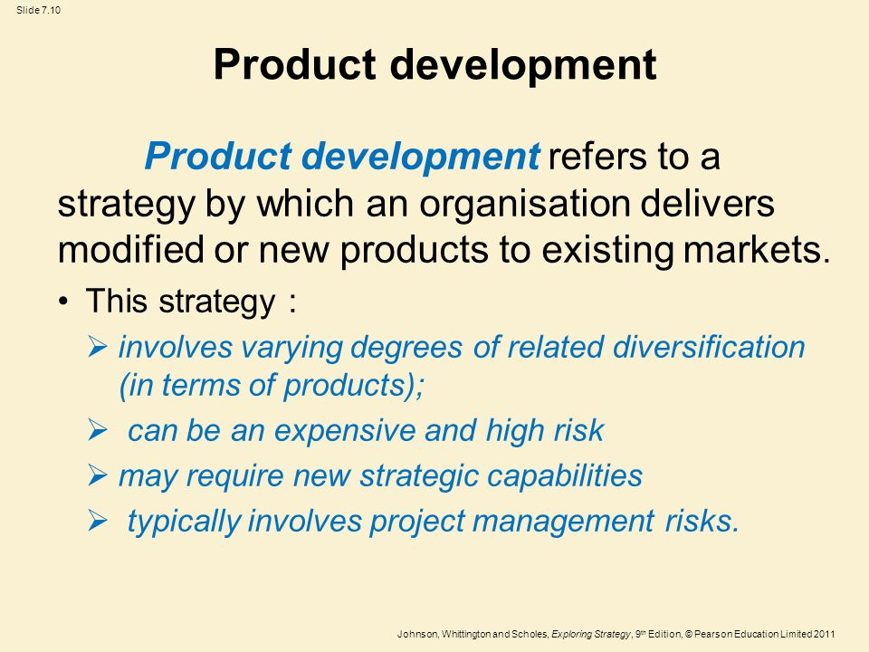 the diversification and customization of existing products New smes existing smes current strengths  testing and customization  related to diversification into new products and new.