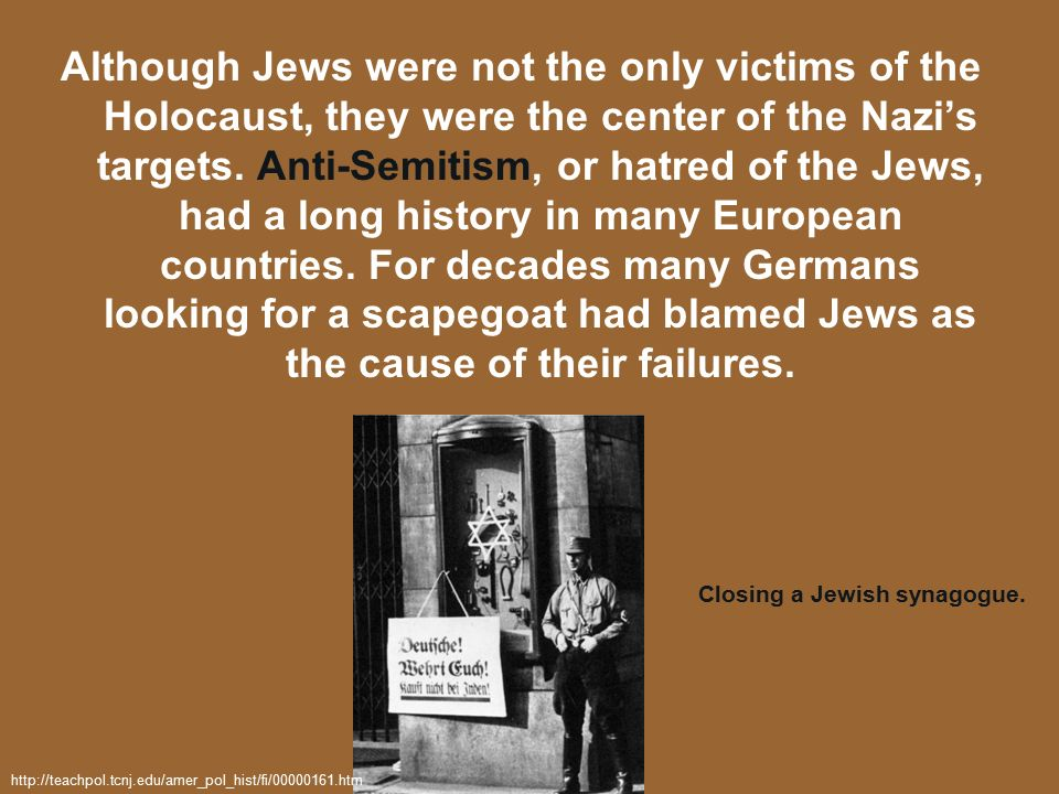the destruction of the jews during the holocaust