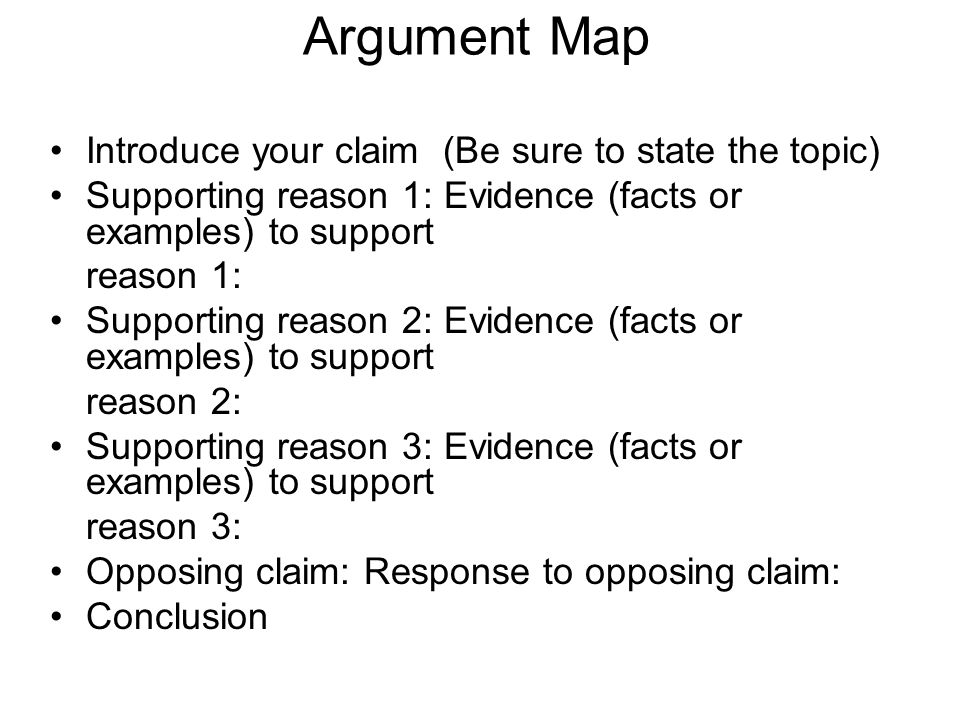 Claim of fact essay examples