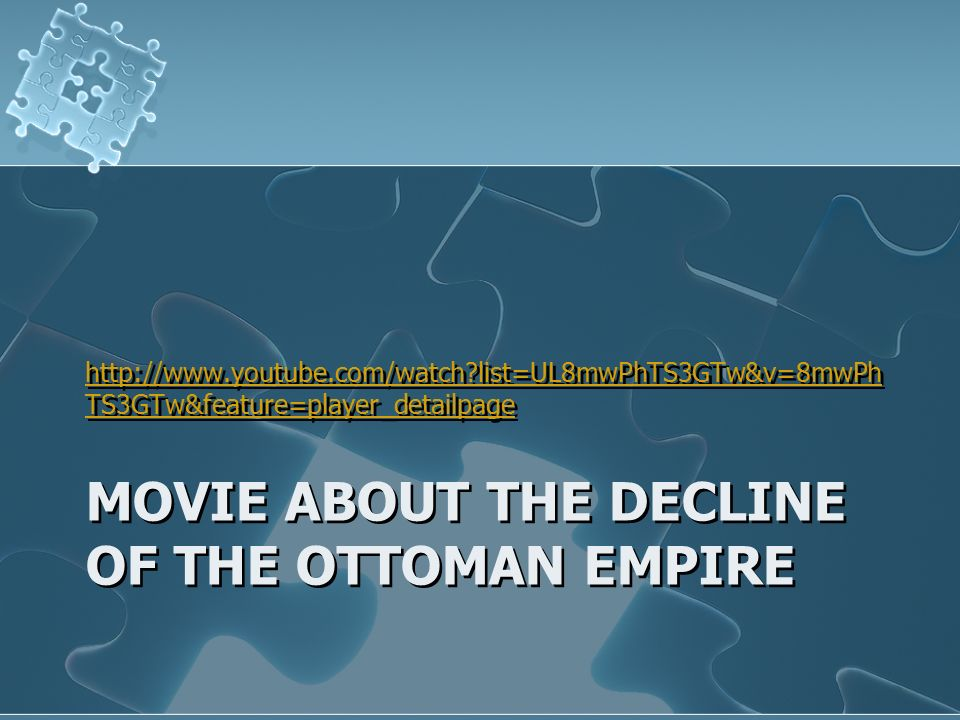 decline ottoman empire thesis Beginning from the late eighteenth century, the ottoman empire faced challenges   ottoman decline thesis reform attempts in the ottoman empire.