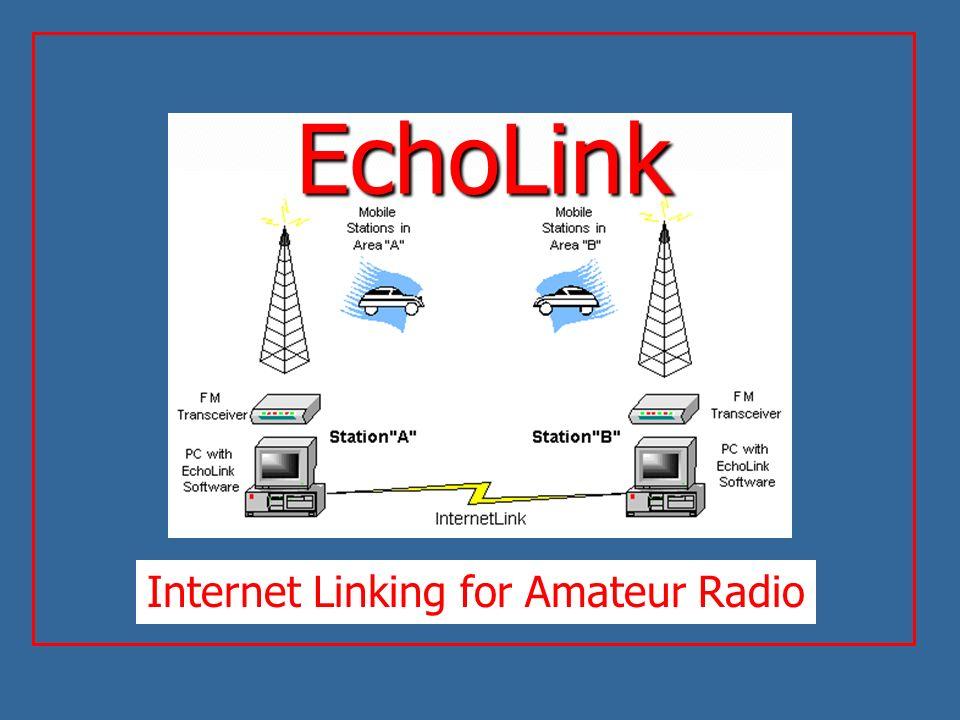 Internet Linking for Amateur Radio ppt video online download