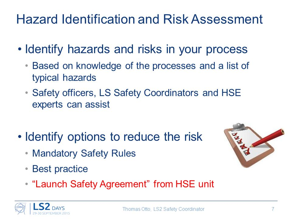 identifying risks and procedure of risk modelling Use existing state hazard mitigation processes as a potential model for the thira  multi-hazard identification and risk assessment: a cornerstone of the national .