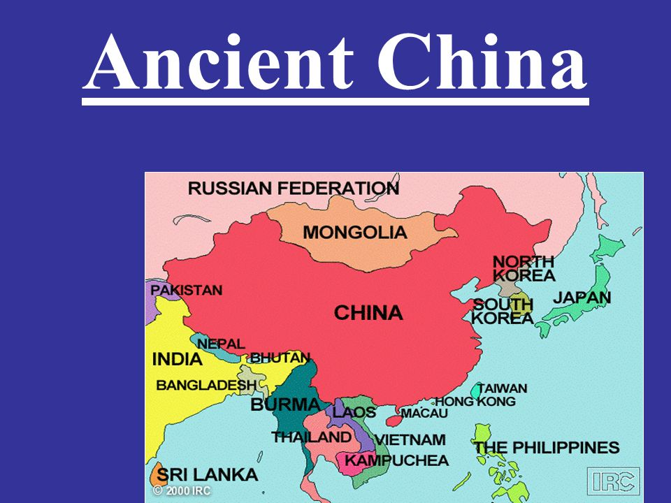 Ancient china ppt video online download 1 ancient china gumiabroncs Image collections