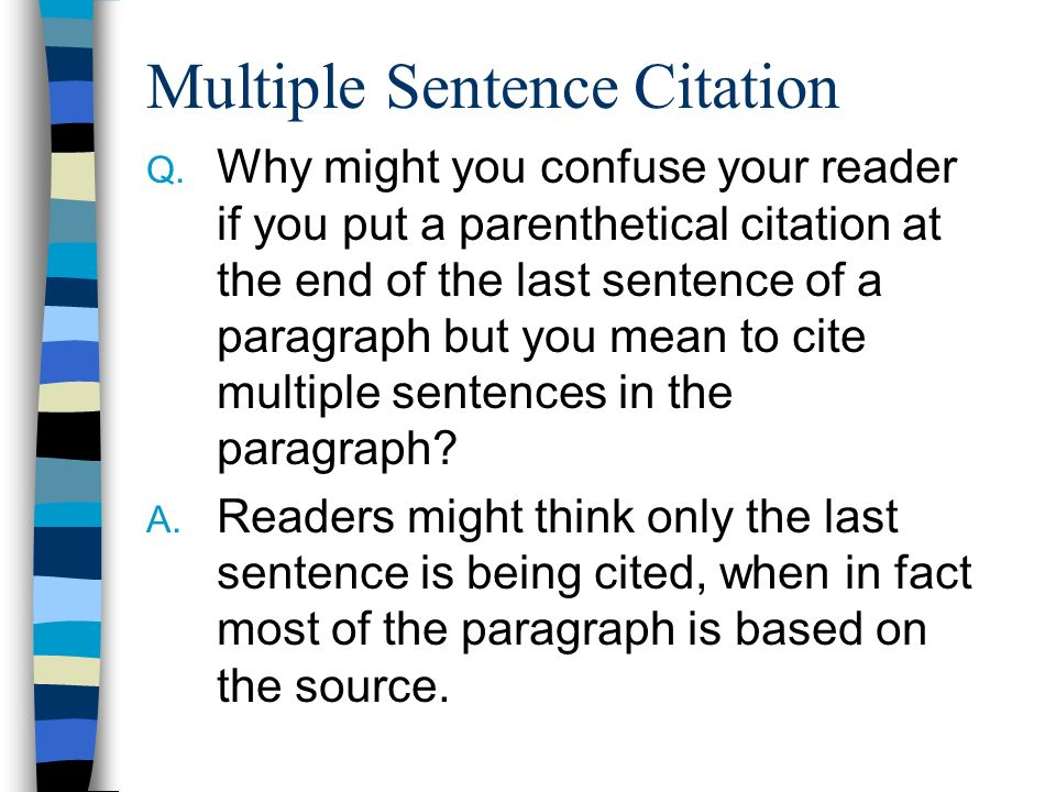 how to use parenthetical in a sentence