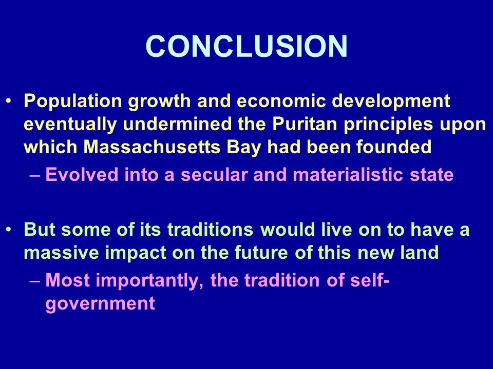 Economics Basics: Conclusion