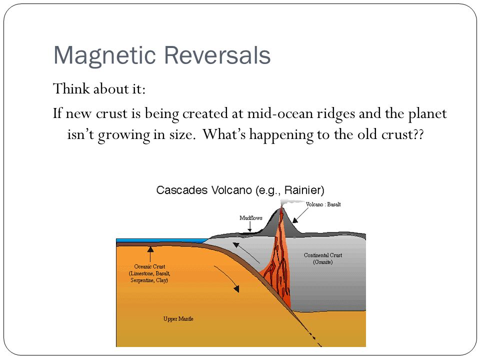 magnetic reversal mid ocean ridges - photo #5