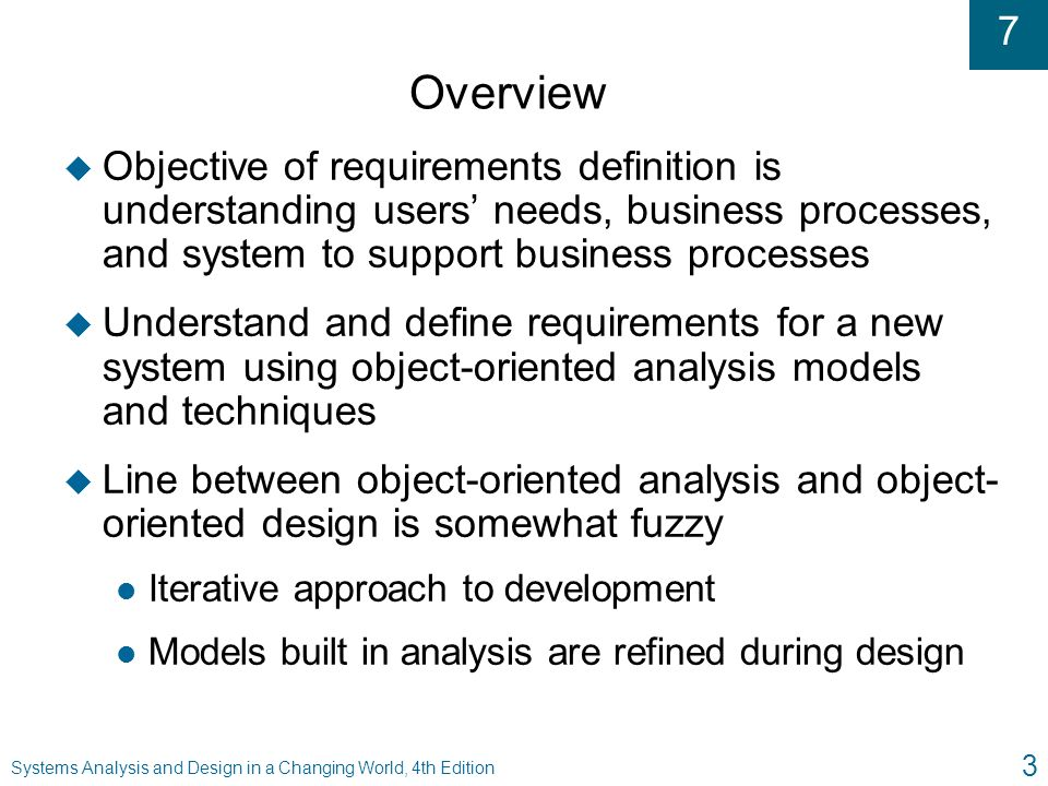 analysis of reflecting business requirements in an enterprise system Requirements relevant years ago and the business decides to adopt new it technologies to facilitate the achievement of its goals but the business's existing network was not designed to address these new technologies' requirements.