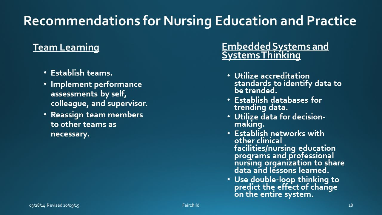 nursing education practice Practice & policy nursing excellence ethics standards rn/aprn scope of practice ana official position statements  nursing infection control education network.