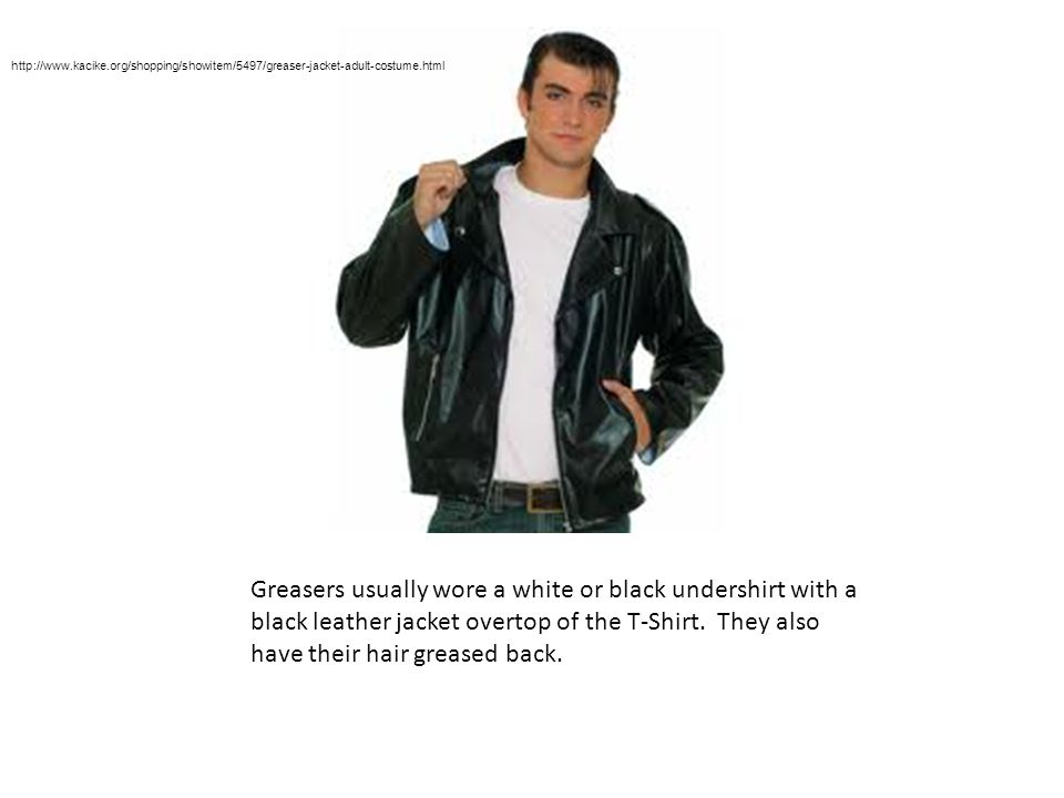 greasers and socs fashion  u201cback in the day u201d  1960s