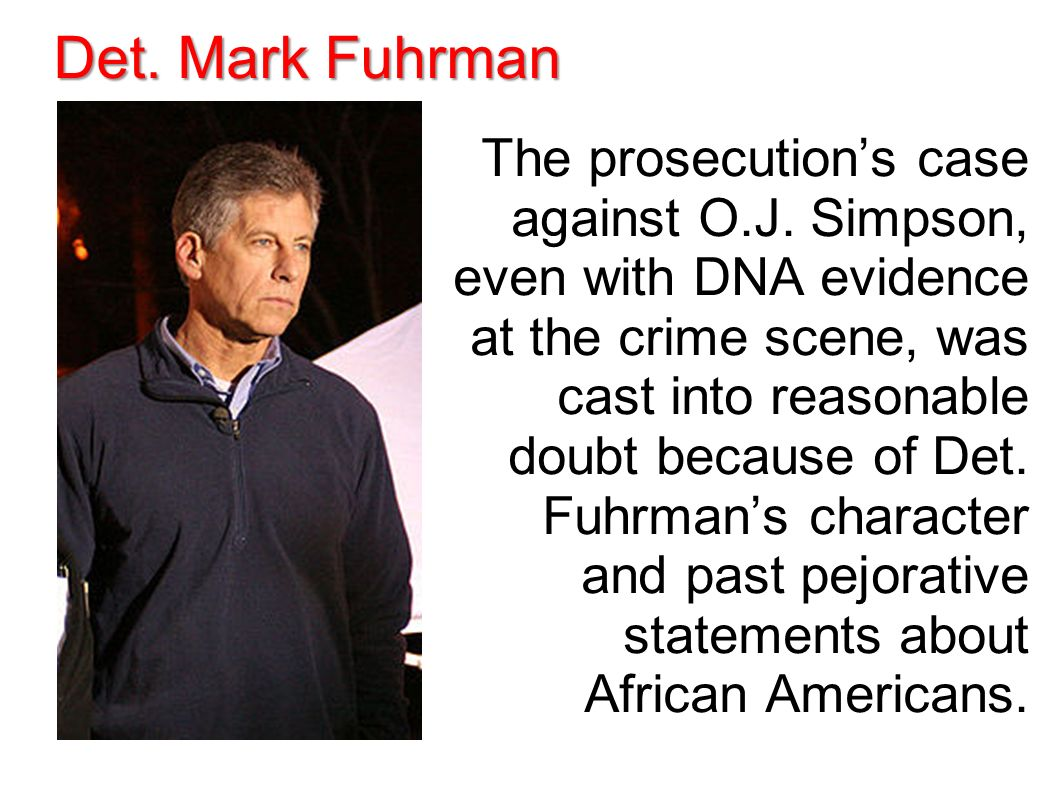 Oj Simpson Dna Evidence Phil2303 intro t...
