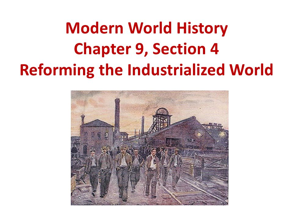 Origins of the Modern World: Chapter Four Essay Sample