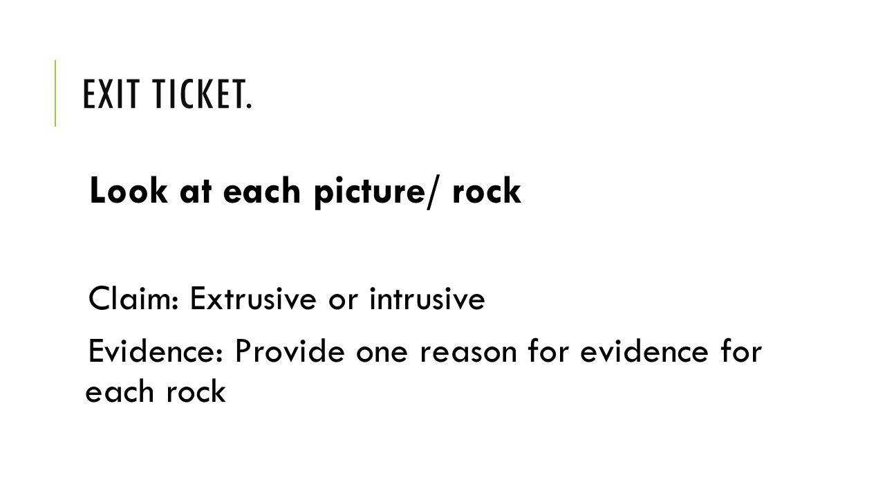 Rocks Ppt Download