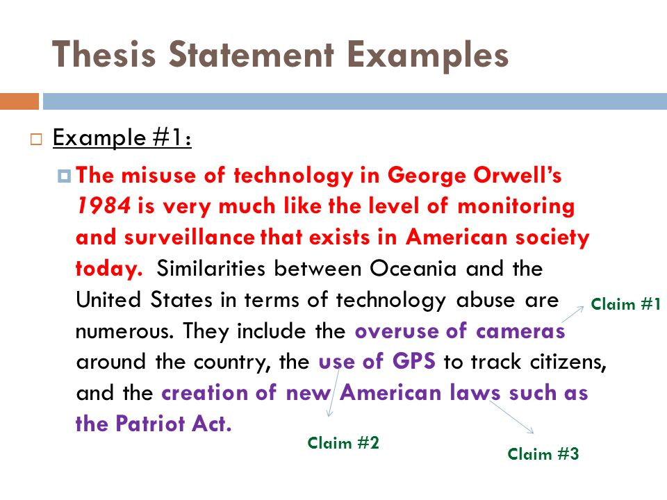 thesis statement 1984 orwell 1984 thesis statements and important quotes statements / paper topics for 1984 by george orwell that can be used as essay starters or paper topics all five incorporate at least one of the themes found in orwell 39s 1984 and are broad enough so that it will be easy to find textual support, yet narrow enough to provide a focused nbsp 1984.