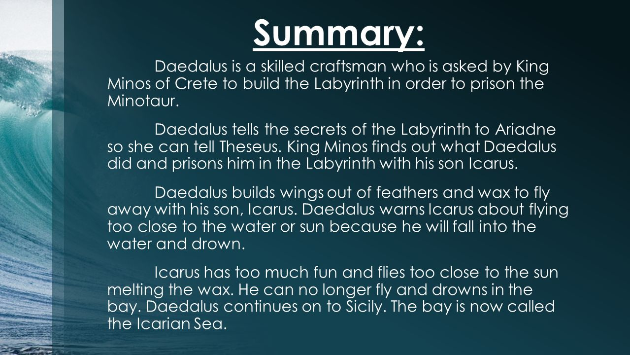 Minotaur summary
