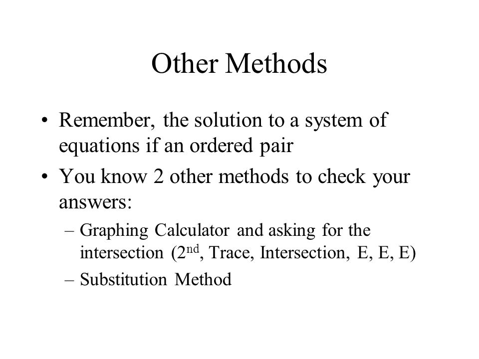 Systems Of Equations Substitution Method Worksheet Answers – Solving Systems of Equations Substitution Worksheet