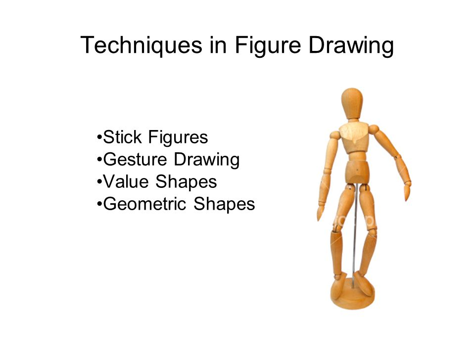 Techniques In Figure Drawing Ppt Video Online Download
