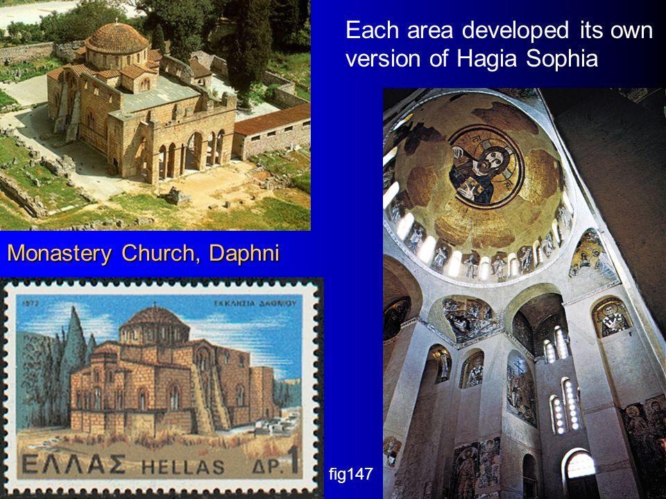 Monastery Church, Daphni