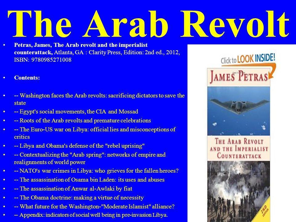 The Arab Revolt