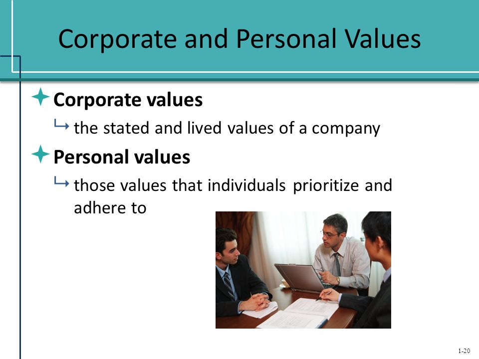 Personal Values Assessment (PVA)