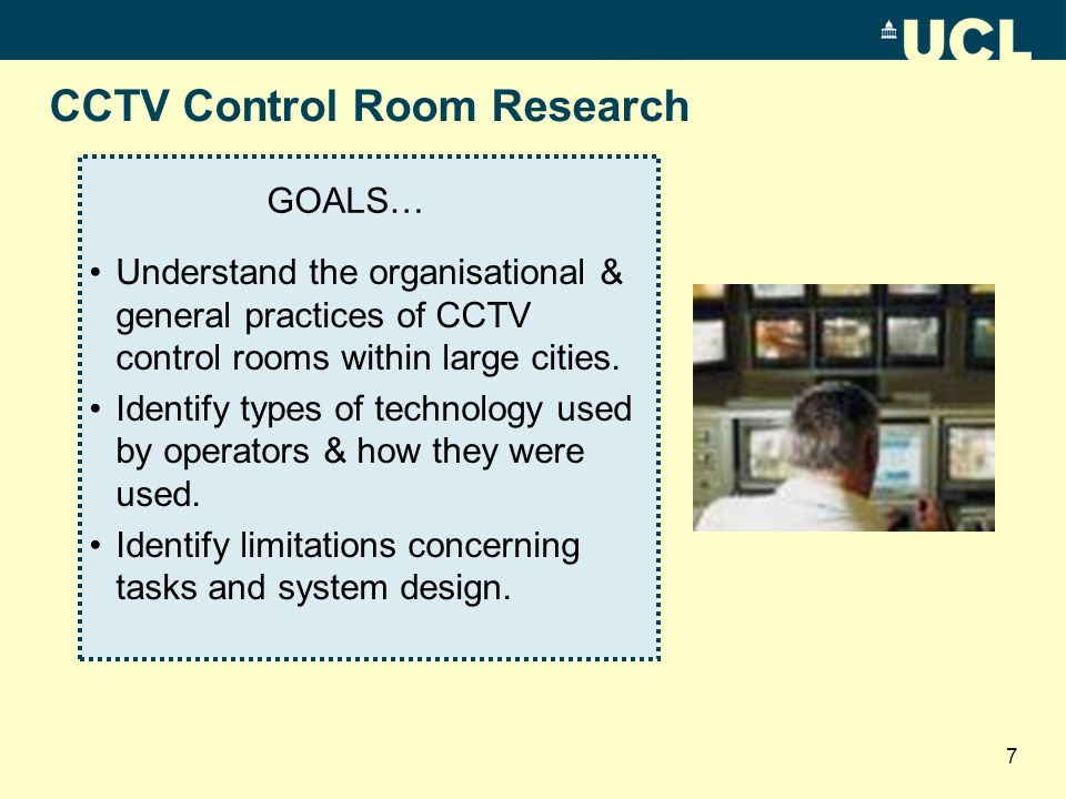 Awesome CCTV Control Room Research Part 30