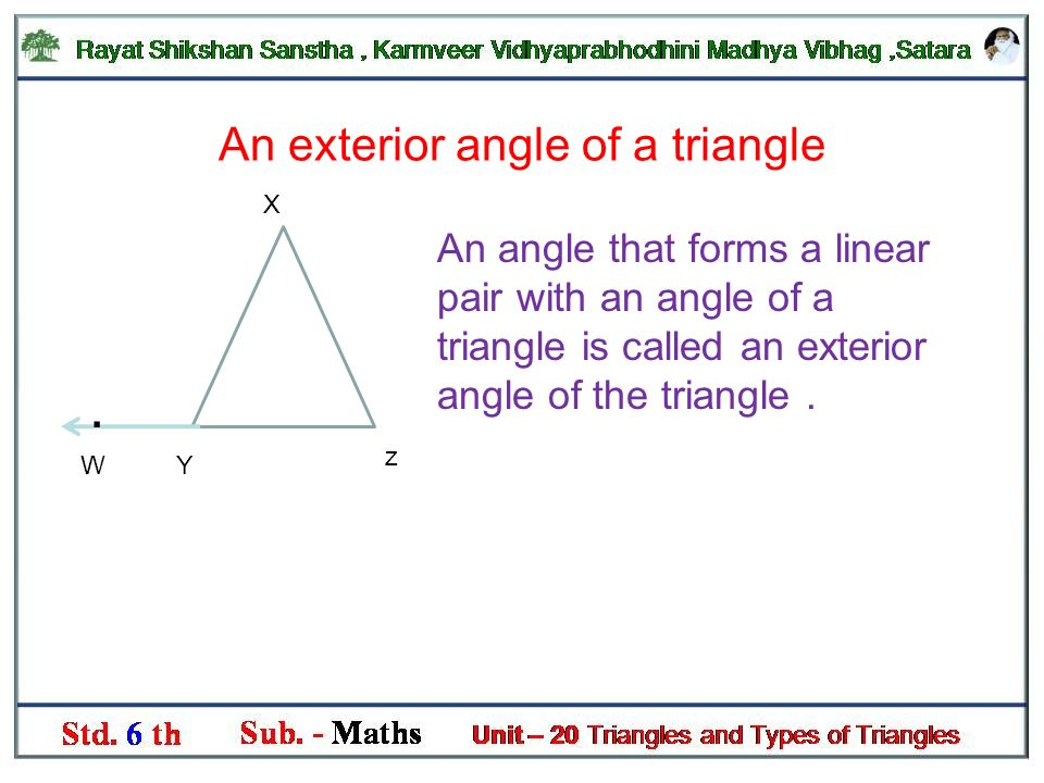 Triangles And Types Of Triangles Ppt Video Online Download