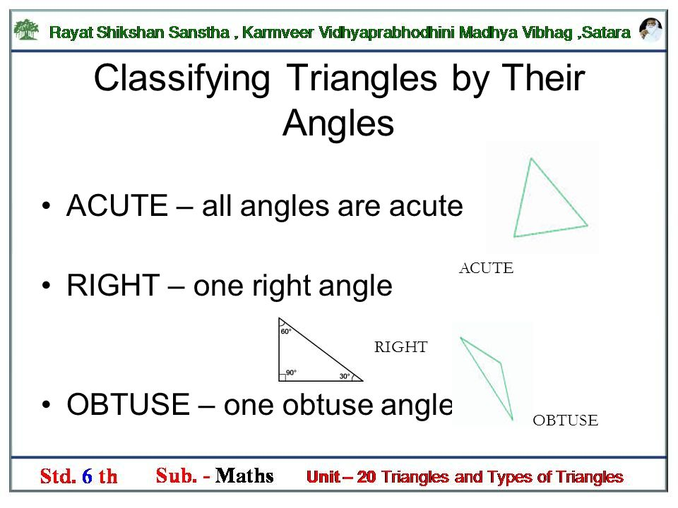 Triangles and types of triangles ppt video online download - Kuta software exterior angle theorem ...