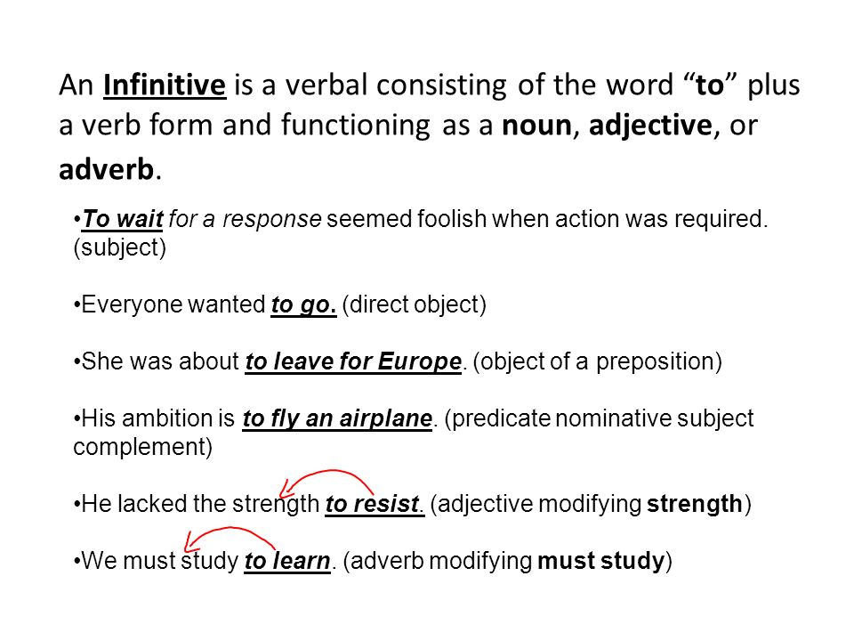 Speech 12 1113 Mr Verutes Aim What are Verbals and Verbal – Predicate Nominative Worksheet