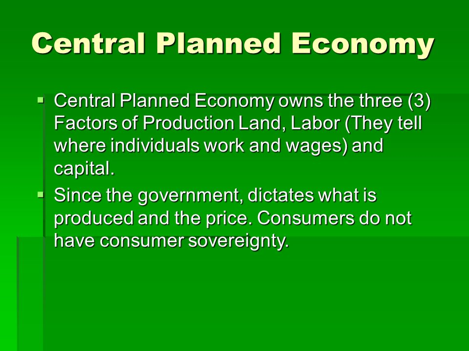 a comparison of planned economy and free market economy The economy of the soviet union once a free conversion of the soviet planned economy was not structured to respond adequately to the demands of the.