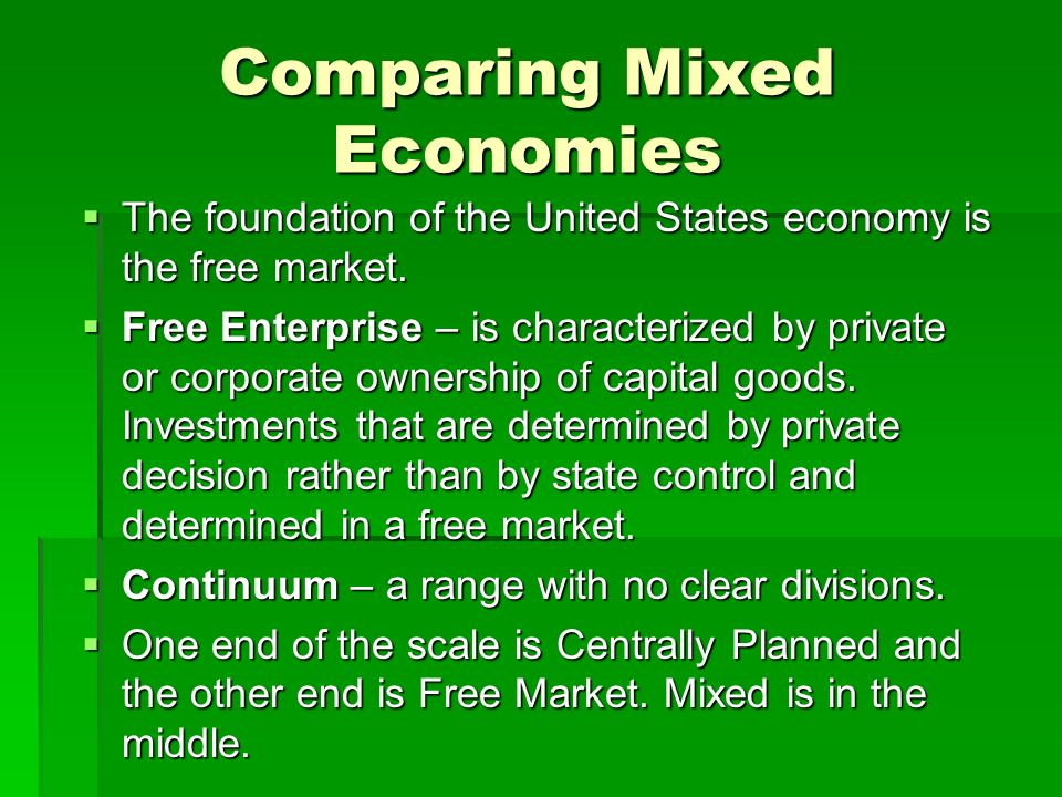 comparison of planned and free market economies Differences between market and planned economy  market economy planned economy  does not need officials or civil servants to decide  take me to free.