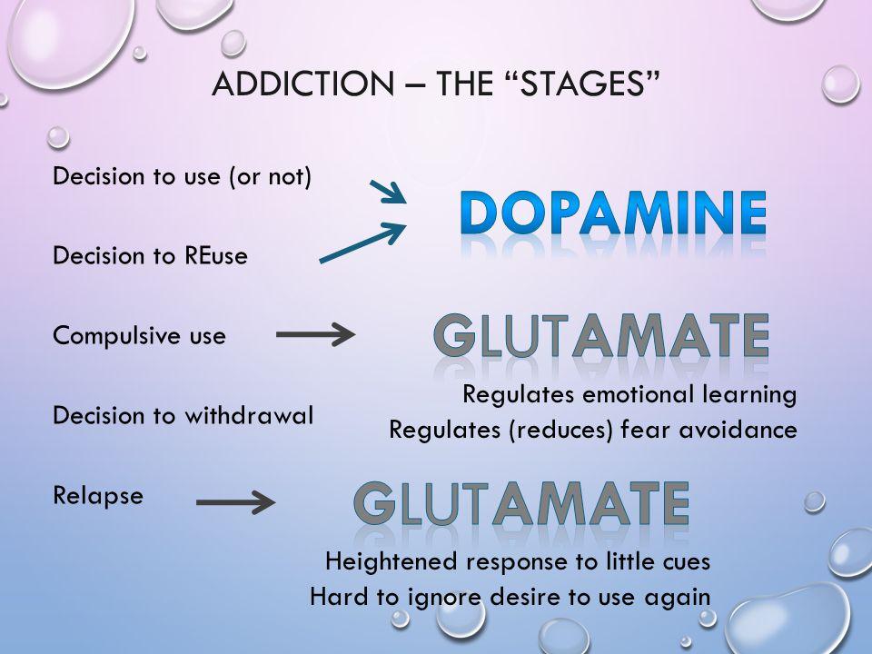 stages of drug addiction pdf