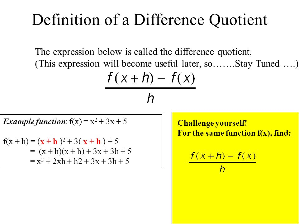 Difference Quotient Worksheet Sharebrowse – Difference Quotient Worksheet