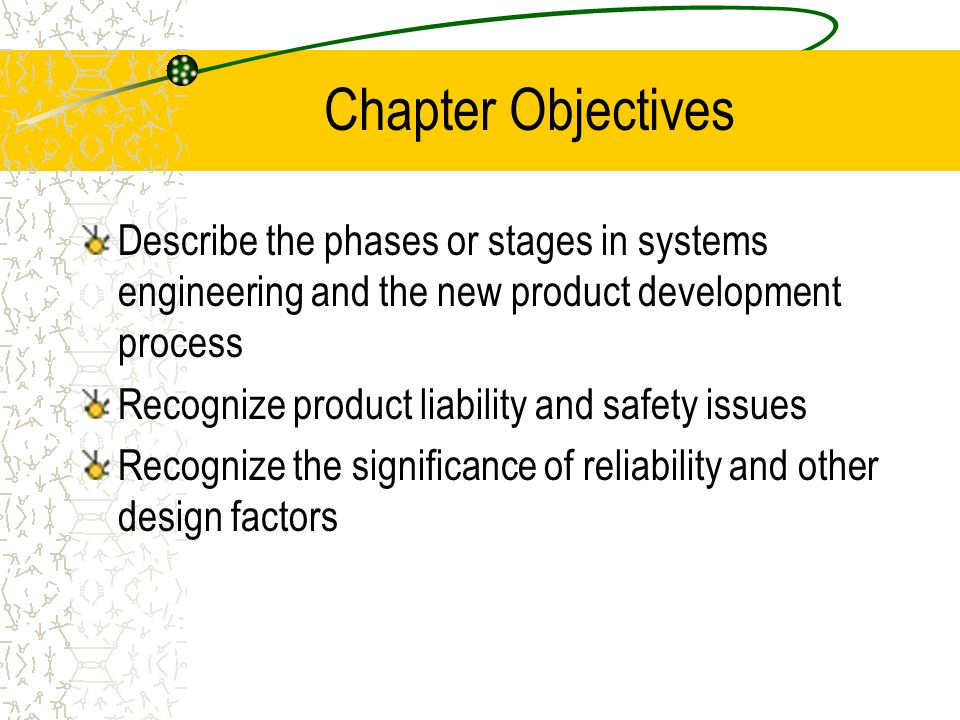 Chap 10 managing engineering design ppt video online download chapter objectives describe the phases or stages in systems engineering and the new product development process fandeluxe Choice Image