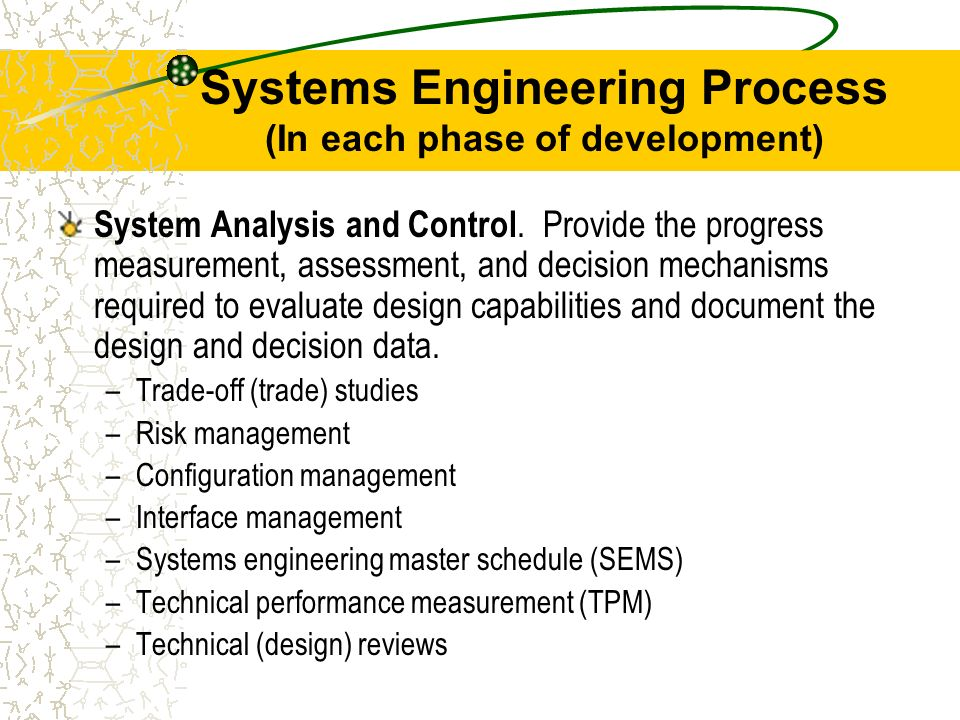 Chap 10 managing engineering design ppt video online download 8 systems engineering fandeluxe Choice Image