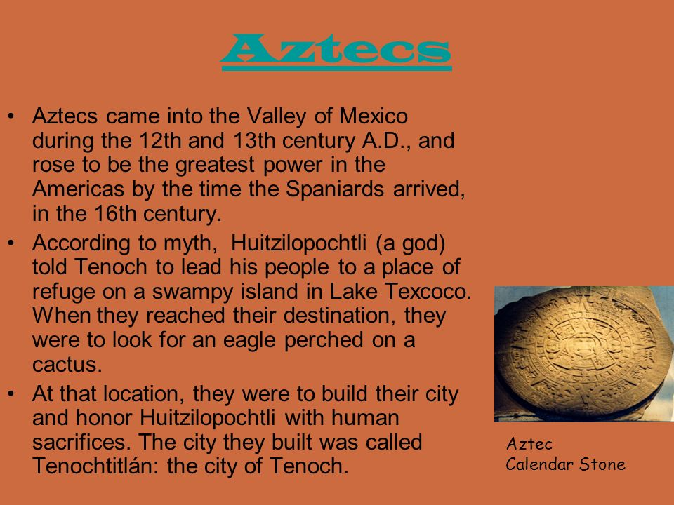10 Steps In The Rise Of The Aztec Empire