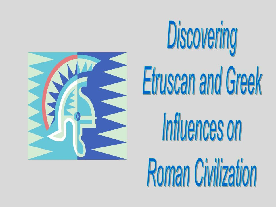the major influence of the greek civilization on the roman civilization Greek influence on the roman empire 1 some of these major aspects of greek law are present greek and roman influence has developed over.