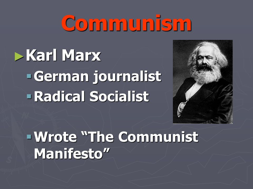 an examination of the negative effects of capitalism in the communist manifesto by karl marx Bourgeoisie and proletariat from the communist manifesto by carl marx and friedrich karl marx (1818-1883) was a marx believed that capitalism contained the.
