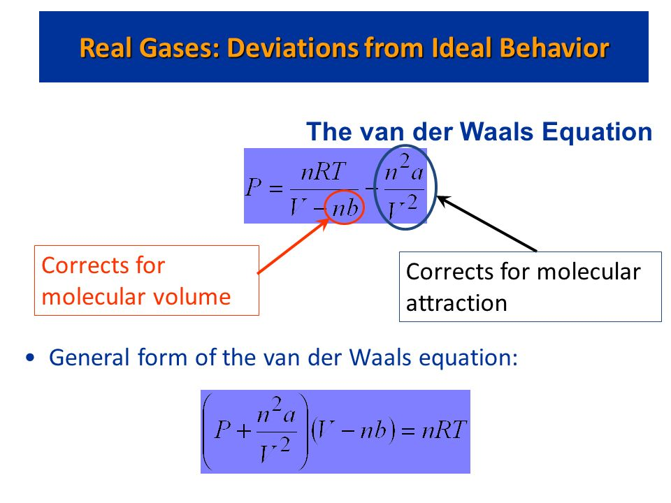 Van Der Waals Equation Pdf Giftsforsubs