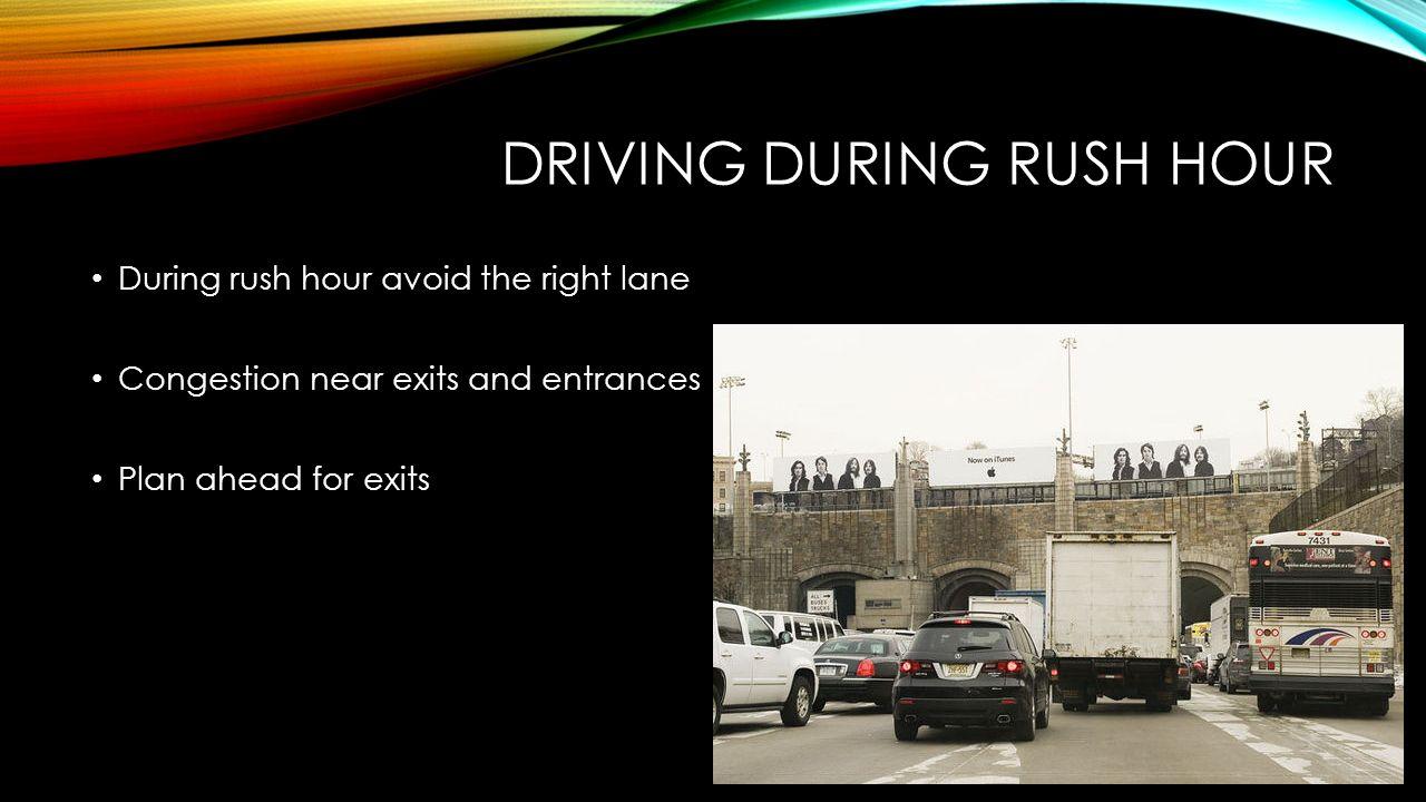 how to turn down invite rush hour