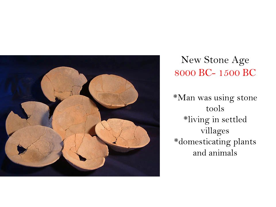 Evolution Of Pottery Ppt Download