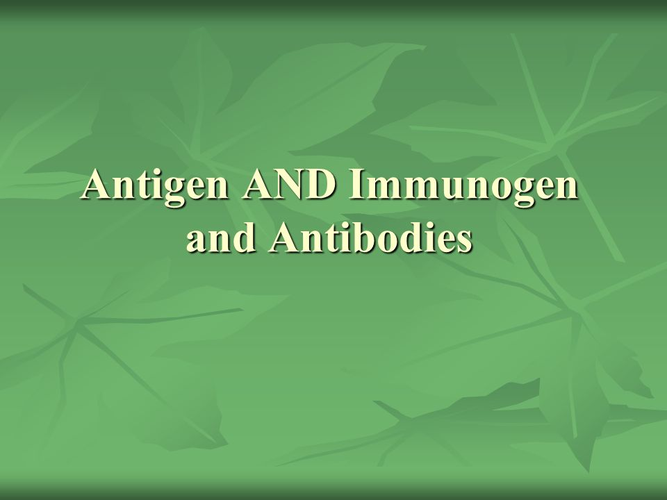immunogen antigen Whenever we refer a pathogen, most often we may think the entire microbe is responsible for the disease but the fact is these organisms possess numerous sites called as antigenic determinant or epitopes that are recognized by antibodies or receptors on the cells in the immune system especially b cell and t cells.