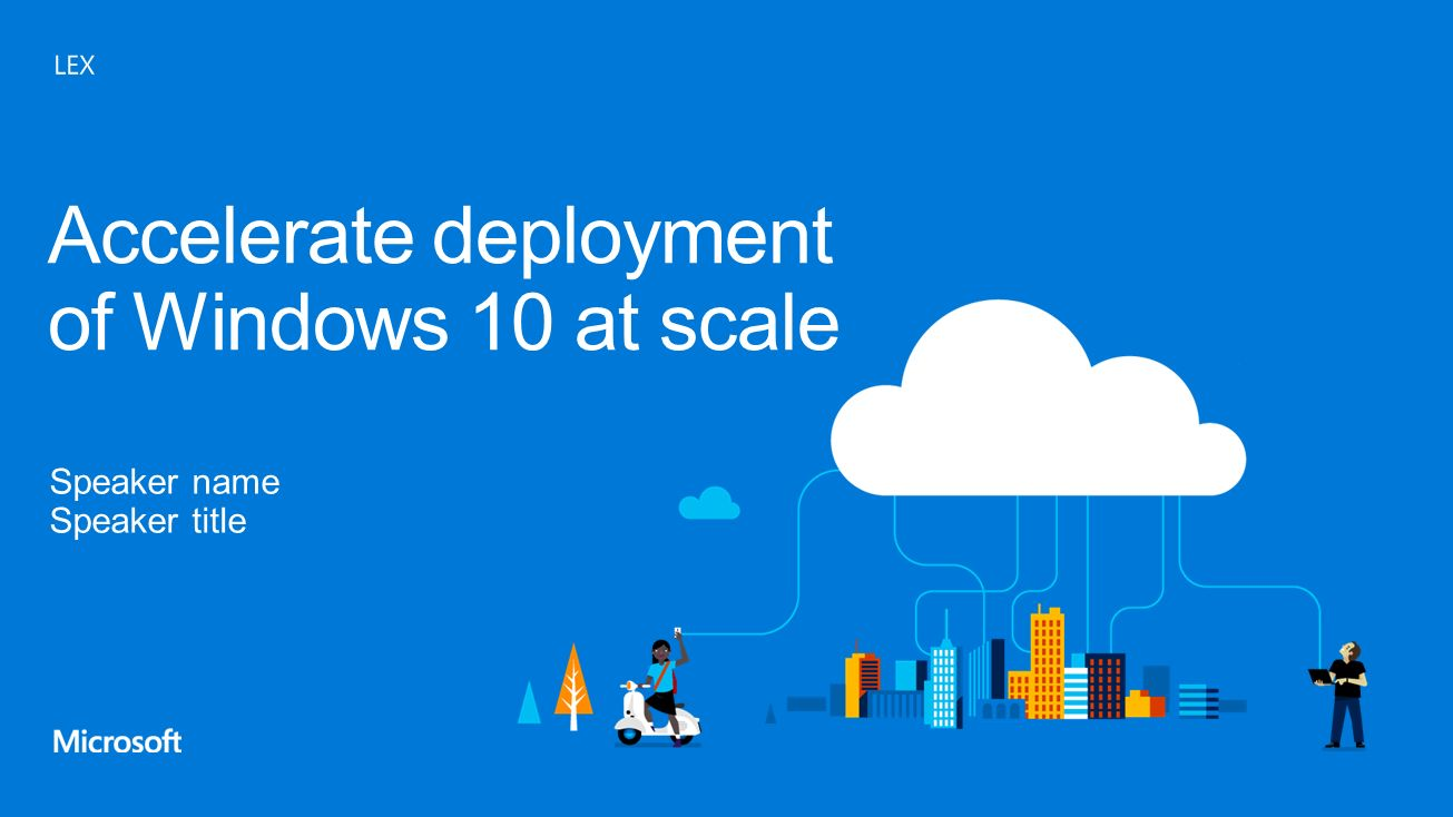 how to create a windows 10 image for deployment