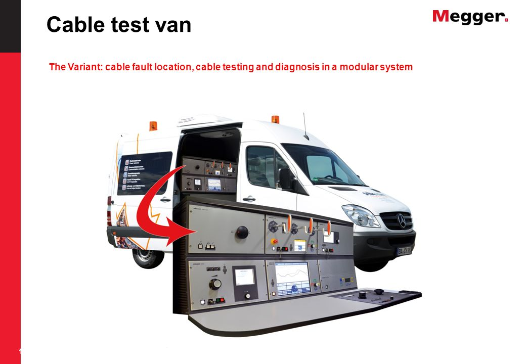 Cable Fault Locator On Line : Transformer condition assessment with an integrated test