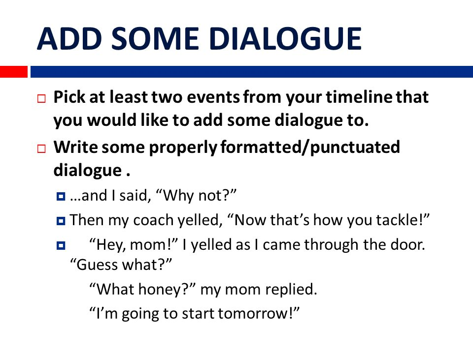 how to use dialogue tags Readwritethink: student materials: dialogue tags.